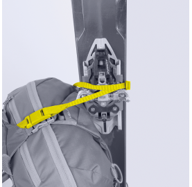 SALEWA Sac à dos WINTER TRAIN 26 BP porte skis