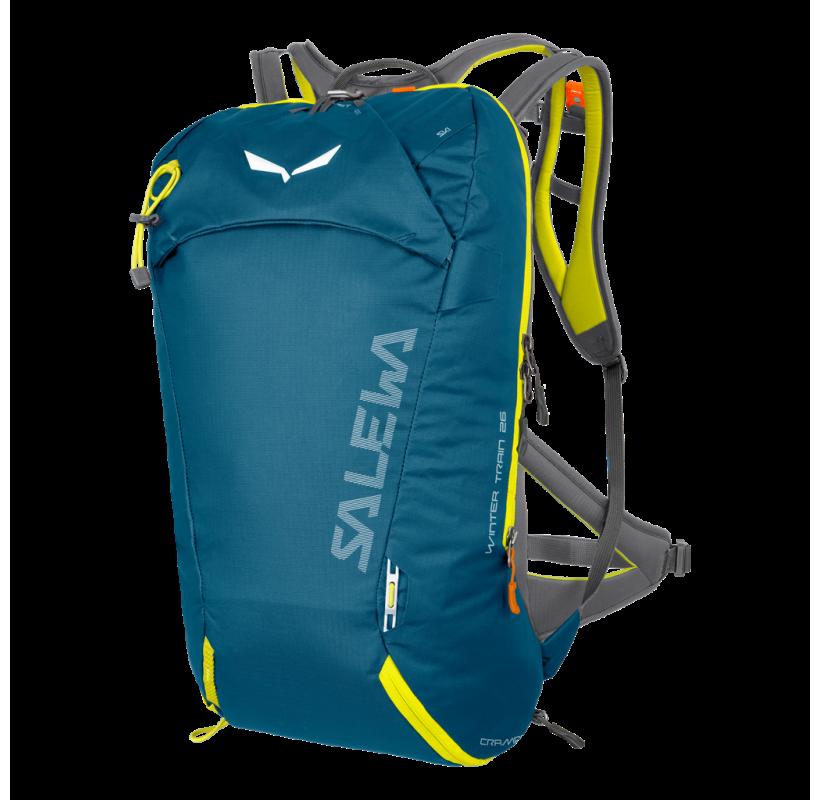 SALEWA Sac à dos WINTER TRAIN 26 BP sac à dos ski de randonnée compact solide