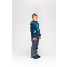 SALEWA Pantalon Enfant hiver Antelao Powertex-TirolWool Celliant chaud souple