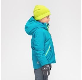 SALEWA Veste Enfant ski imperméable chaude Antelao Powertex-TirolWool® Celliant®