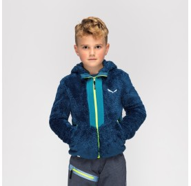 SALEWA Polaire enfant Puez Highloft Polarlite
