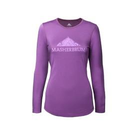 PROCLIMB T-Shirt manches longues Femme MASHERBRUM