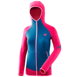 TRANSALPER LIGHT POLARTEC® HOODY W DYNAFIT