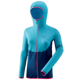 DYNAFIT Veste femme Softshell TRANSALPER DYNASTRETCH W compressible ultra light ultra respirante