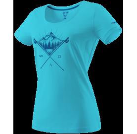 T-Shirt TRANSALPER GRAPHIC W S/S TEE DYNAFIT