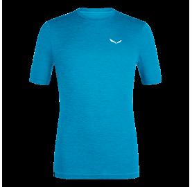 PUEZ MEL HYBRID DRY M S/S TEE SALEWA Tee-shirt Homme