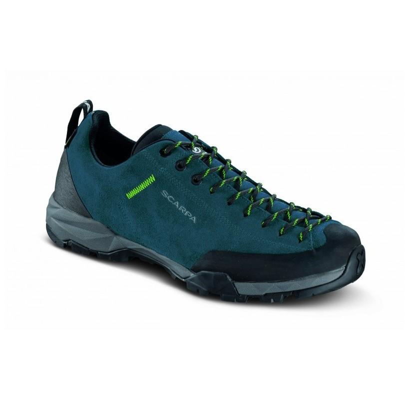 MOJITO Trail Chaussure rando SCARPA Chaussure randonnée basse cuir confort stable