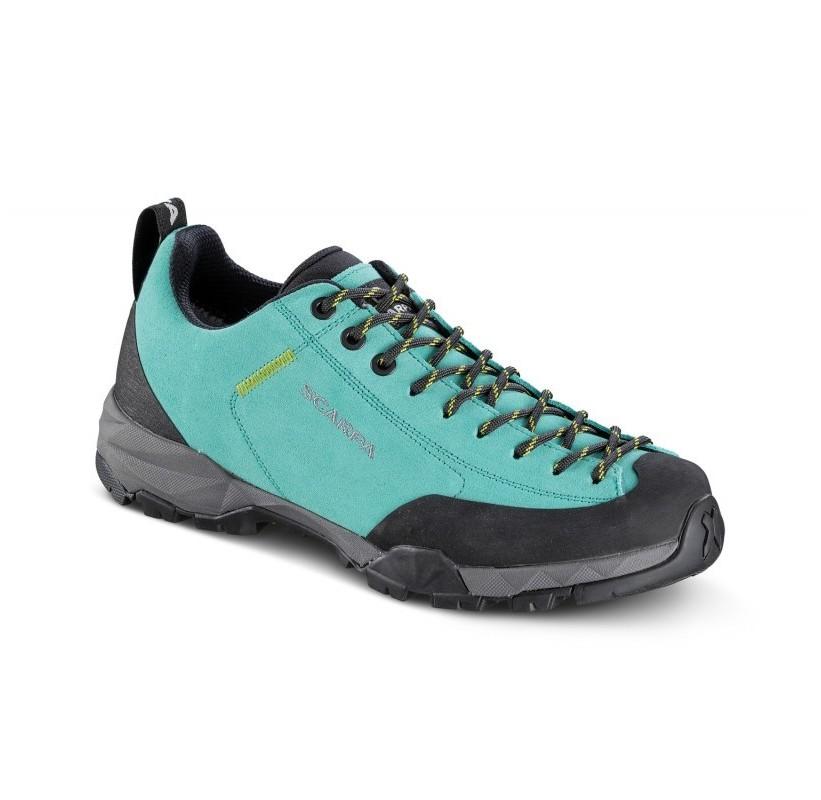 MOJITO Trail SCARPA Chaussure basse derandonnée pour femme voyage stable confort cuir