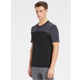 HOBART TS SS REWOOLUTION T-shirt en Merino label ZQ - douceur confort souple