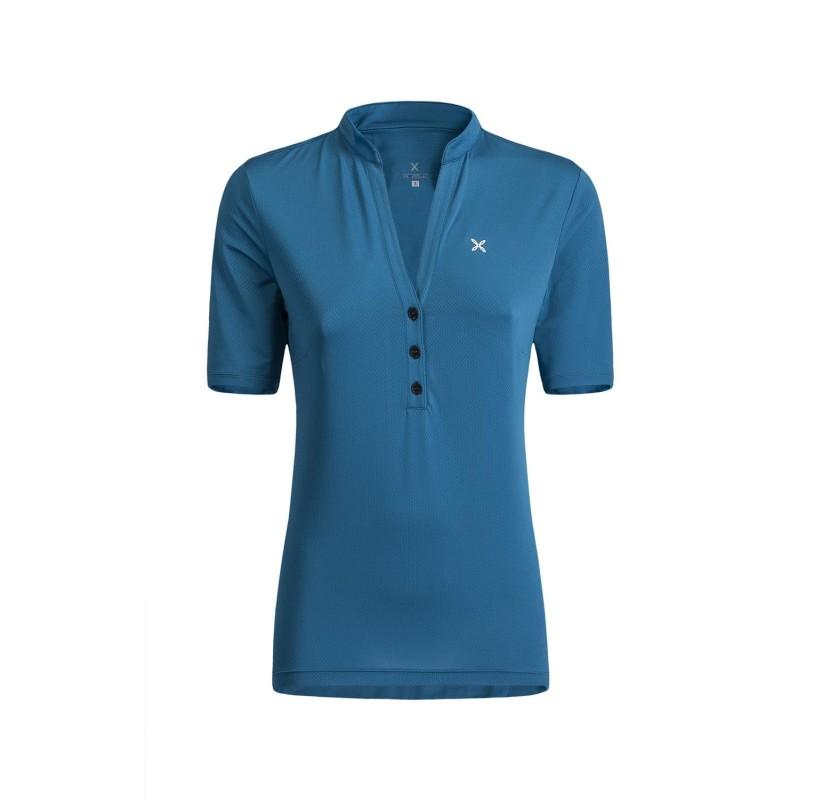 SMART PLAY T-SHIRT WOMAN MONTURA Tshirt avec manche ultra respirant doux