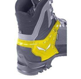 WS RAPACE GTX SALEWA Chaussure Alpinisme Femme collier souple au niveau du tendon d'achille