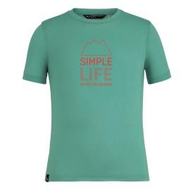 Simple Life Dri-Release® SALEWA T-shirt enfant sport manches courtes