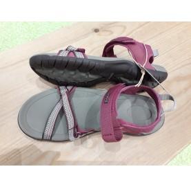 VERRA WOMEN TEVA Sandale randonnée Femme confort légère et féminine accroche rose