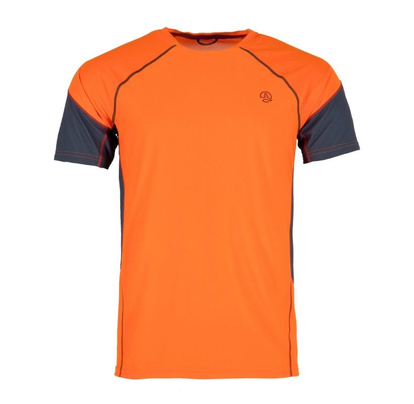 TIPAS TERNUA tee-shirt rando recyclé anti odeur naturel