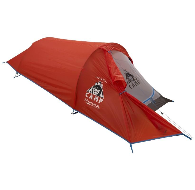 Tente 1 place MINIMA 1 SL CAMP imperméable auvent