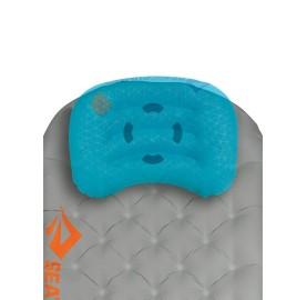 attache permet de fixer votre oreiller AerosTM Matelas gonflable chaud épais 4 saisons ETHER LIGHT XT Insulated SEA TO SUMMIT