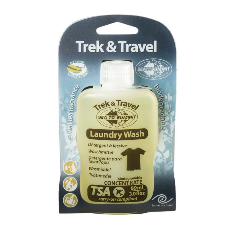 Lessive Liquide SEA TO SUMMIT Trek & Travel Liquid Laundry Wash voyage randonnee week-end