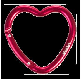 Porte clef Mousqueton Coeur SALEWA