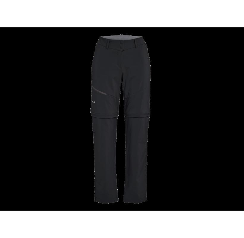 PUEZ 2 DST W 2/1 Pantalon dezippable femme SALEWA
