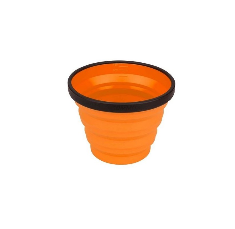 Mug silicon compressible light X MUG 480 ML SEA TO SUMMIT