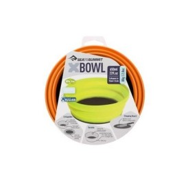 X BOWL 650 ml SEA TO SUMMIT bol pliant de 650 ml compact solide