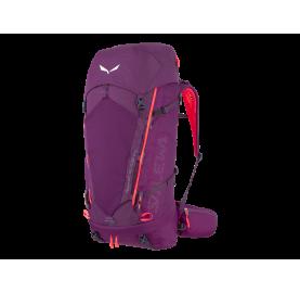 Sac à dos de TREK pour femme ALPTREK 50+10 SALEWA 60 litres sac à dos grande randonnée femme