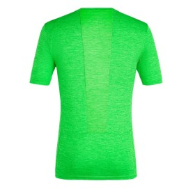 Tshirt sport respirant séchage rapide PUEZ MEL HYBRID DRY M S/S TEE SALEWA