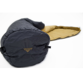 G 180 Sac de couchage synthétique CARINTHIA Sac de couchage synthétique Chaud - Léger 1 kg - Compressible