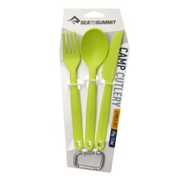 couteau fourchette cuillère ultra light camping