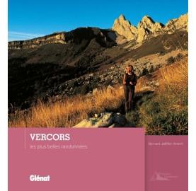 Vercors, les plus belles randonnées Editions GLENAT