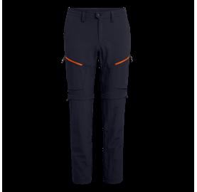 Pantalon transformable PUEZ 2 DST M 2/1 PANT SALEWA Pantalon Homme Bleu