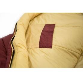 G 180 lady CARINTHIA Sac de couchage femme en synthétique temp conf 1 C poche