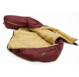 G 180 lady CARINTHIA Sac de couchage femme en synthétique temp conf 1 C