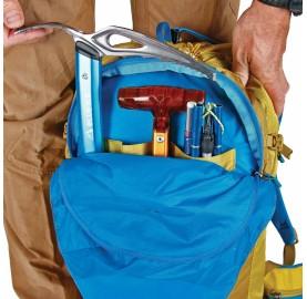 KUME 30 L BLUE ICE sac à dos ski de randonnée poche pelle sonde
