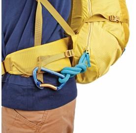 KUME 30 L BLUE ICE sac à dos alpinisme porte matériel