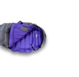CHILL OUT 650 RDS Valandré sac de couchage duvet oie fabrication France compressible chaud light