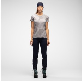 T-Shirt Femme W PATTERN S/S TEE SALEWA