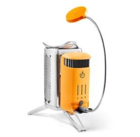 Réchaud thermoélectrique avec sortie USB CampStove 2 BioLite