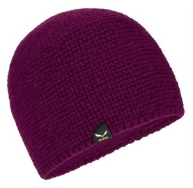 Bonnet SARNER WOOL BEANIE SALEWA laine et Merino - made in ITALY