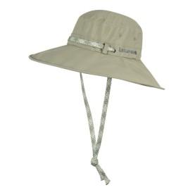 LD SUN HAT LAFUMA - chapeau rando féminin large bord protection solaire séchage rapide