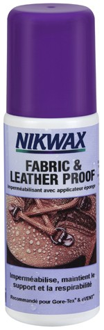 Fabric & Leather Proof™NIKWAX