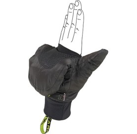 AIR MITT CAMP Moufle et mitaine Primaloft chaude light