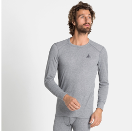 ACTIVE WARM ECO ODLO Sous-vêtement sport chaud col rond - recyclé