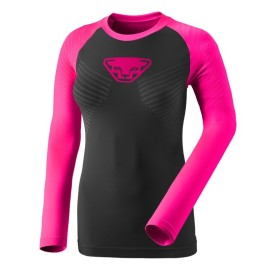 SPEED DRYARN L/S TEE W DYNAFIT sous-pull femme sport ultra respirant chaleur active