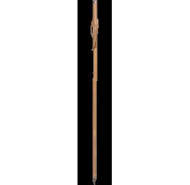Bâton traditionnel en bois GUIDETTI
