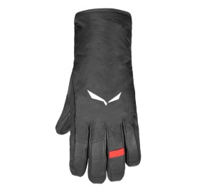 ORTLES POWERTEX GLOVES SALEWA Gant chaud et imperméable - paume cuir
