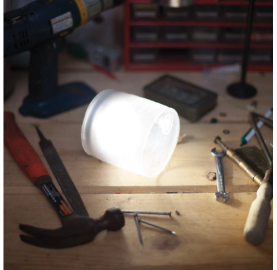 LAMPE SOLAIRE LUCI EMERGENCY MPOWERD