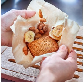 Apifilm® emballage alimentaire naturel pour votre pic-nic