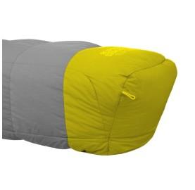 DIADEM WARM LONG RDS SALEWA sac de couchage duvet  zone pieds plus chaude