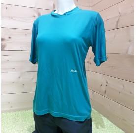 T-Shirt manche courte pour femme SEVE matiere natuelle Made in France